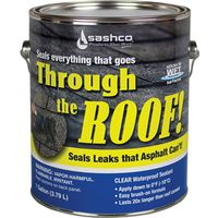 Sashco 14004 Through The Roof Roof Sealant