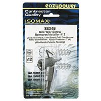 Get It Out 88246 1-Way Rounded Nut and Screw Remover