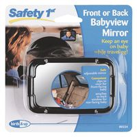 Safety 1St 48919 Deluxe Juvenile Rear View Baby Mirror