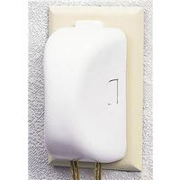Dorel 10404 Double Touch Plug-In Outlet Cover