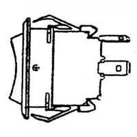 United States Hardware M-047C 2-Way Bilge Pump Switch