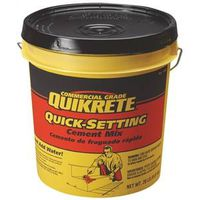 Quikrete 1240-20 Quick Setting Concrete Mix