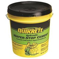 Quikrete 1126-20 Hydraulic Water Stop Cement