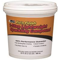 White Lightning 60520 Lightweight Spackling Compound