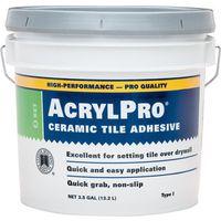 Custom Building ARL40003 Acrylpro Ceramic Tile Adhesive