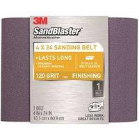 Sandblaster 9612 Resin Bond Power Sanding Belt