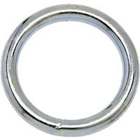 WELDED RING ZINC 1-1/8