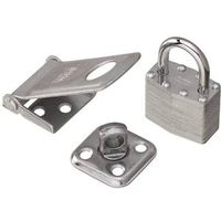Stanley 399715 Padlock/Hasp Combination