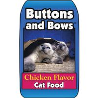 Sunshine Mills 10224 Buttons and Bows Cat Food