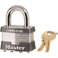 Master Lock 1KA2174 Laminated Padlock