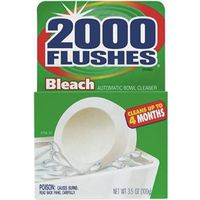 2000 Flushes 290071 Toilet Bowl Cleaner
