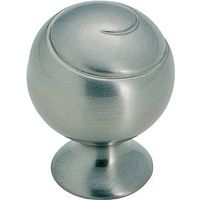 Amerock Swirl'Z BP9338G10 Ball Eclectic Spiral Cabinet Knob