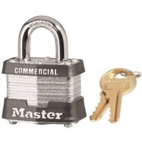 Master Lock 3KA3303 Laminated Padlock