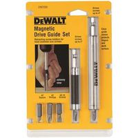 Dewalt DW2095 Bit Drive Guide Set