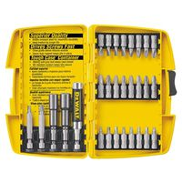 Dewalt DW2162 Screwdriver Bit Set