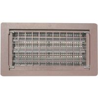 Energy Saver 306MGR Foundation Vent With Damper