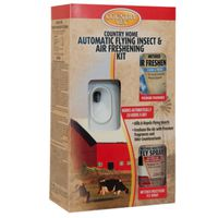 Country Wet 32-1968CV4PK Insect/Odor Control Aerosol Can