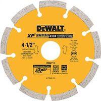 Dewalt DW4713 Extended Performance Segmented Rim Circular Saw Blade