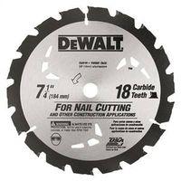 Dewalt DW3191 Circular Saw Blade