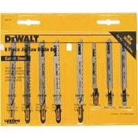 Dewalt DW3791 Jig Saw Blade Set