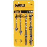 Dewalt DW5204 Percussion Drill Bit Set