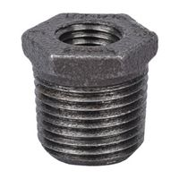 Worldwide Sourcing 35-1/2X1/4B Black Pipe Hex Bushing