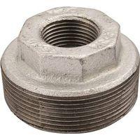 Worldwide Sourcing 35-1-1/4X1G Galvanized Pipe Hex Bushing