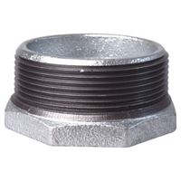 World Wide Sourcing PPG241-80X50 Galvanized Hex Bushing