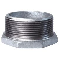 World Wide Sourcing PPG241-80X65 Galvanized Hex Bushing
