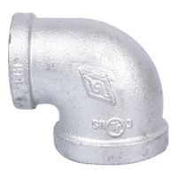World Wide Sourcing 2B1X3/4G Galvanized 90 Deg Elbow