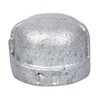 World Wide Sourcing 18-3/8G Galvanized Malleable Cap