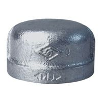 World Wide Sourcing 18-1-1/4G Galvanized  Malleable Cap