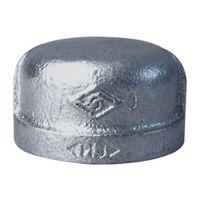 World Wide Sourcing 18-1-1/4G Galvanized  Malleable Cap