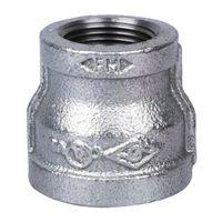 Worldwide Sourcing 24-1X3/4G Galvanized Pipe Reducing Coupling