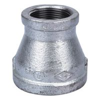 World Wide Sourcing 24-2X11/4G Galvanized Red Coupling