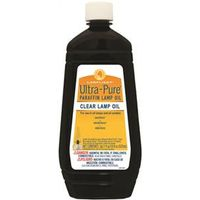 LAMP OIL ULTRAPURE CLR 18 OZ
