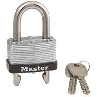 Master Lock 510D Self-Lock Laminated Warded Padlock