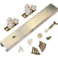 Johnson 100 Pocket/Sliding Door Track Kit