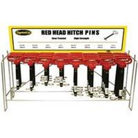 Red Head 28032200/3046 Assortment Hitch Pin Display