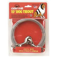 Aspen 17015 Weather Resistant Tieout Cable