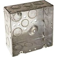 Hubbell 8257 Welded Outlet Box