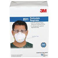 3M Tekk Protection 8511PB1-A/8511 Particulate Respirator