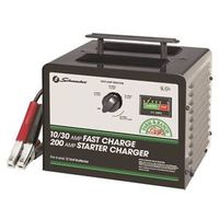 Schumacher SE-3010 Manual Battery Charger