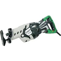 Hitachi CR13VBY Corded Reciprocating Saw with User Vibration Protection