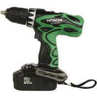 Hitachi DS18DVF3 Driver Drill Kit