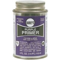 Harvey's 019050-24 PVC/CPVC Purple Primer