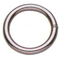 WELDED RING ZINC NO7 1-1/4