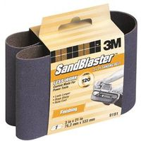 SandBlaster 9191 Resin Bond Power Sanding Belt