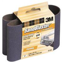 SandBlaster 9191 Resin Bond Power Sanding Belt