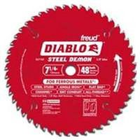 Steel Demon D0748A Circular Saw Blade